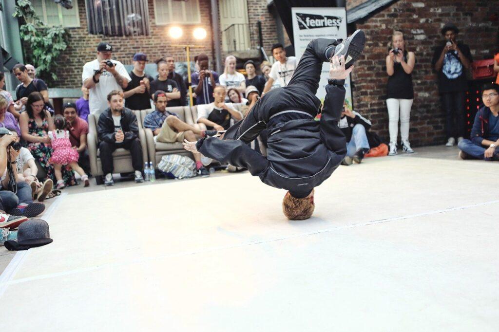 breakdancing, battle, life